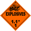 HAZMAT_Class_1-1_Explosives