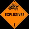 HAZMAT_Class_1_Explosives